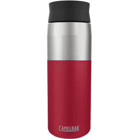 CamelBak Hot Cap Vacuum Insulated Stainless Bottle 600ml cardinal